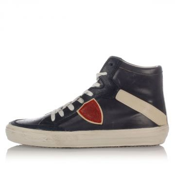 Sneakers Alte KNICKS in Pelle