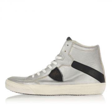 Sneakers Alte KNICKS in Pelle