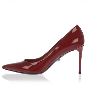 8,5 cm Heel Patent Leather MINOU Decolletes