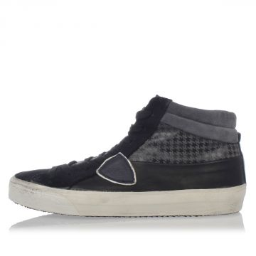 Sneakers MIDDLE ALTA Classic in Pelle