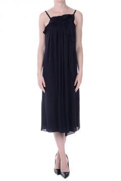 3.1 Phillip Lim Silk Chiffon Wrap Dress