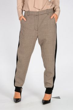 JOGGER PANT HOUNDSTOOTH Trouser