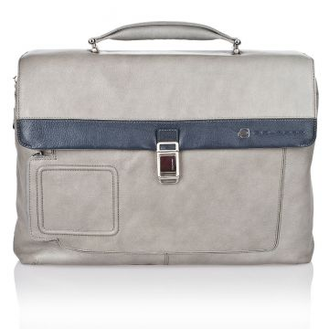 Leather VIBE PC Briefcase VIBE