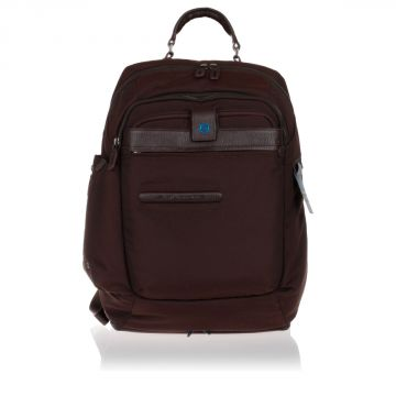 Leather and Fabric SIGNO PC Backpack