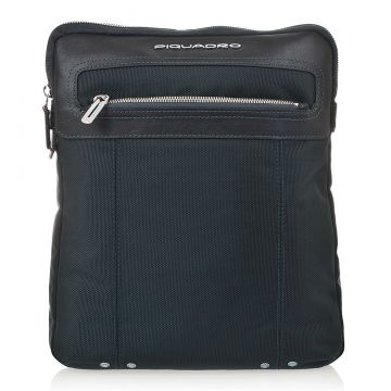 Leather and Fabric LINK Shoulder Pocketbook Netbook and iPad Holder