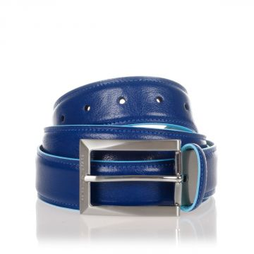 Cintura BLUE SQUARE in Pelle