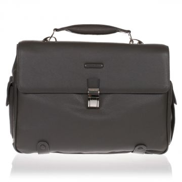 Leather MODUS PC Briefcase