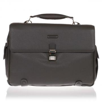Leather MODUS PC Briefcase