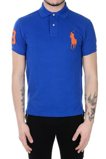 Polo Slim Fit in Piquet