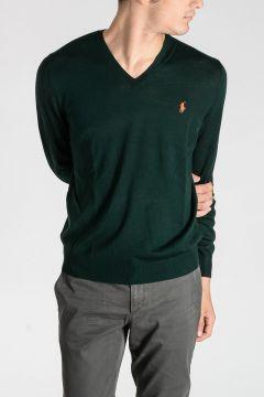 Merino Wool Slim Fit Sweater