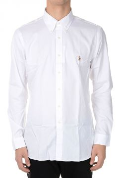 Camicia Button-down in Cotone