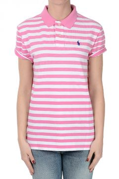 Cotton Striped polo