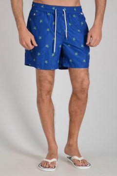 Printed Turtle Swimsuit
