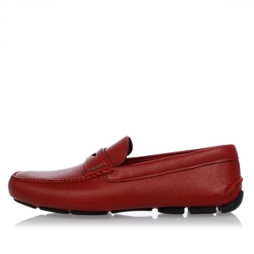Leather Saffiano Shoes