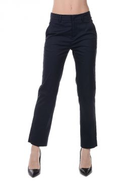 Stretch Popeline Pants