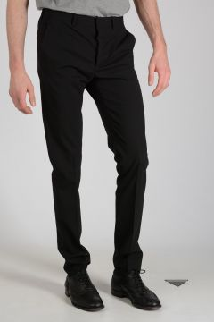 Stretch Virgin Wool Pants