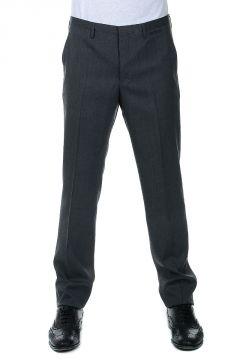 Pantaloni Chino in Lana Vergine