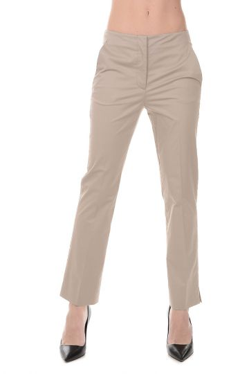 Cotton Stretch Pants
