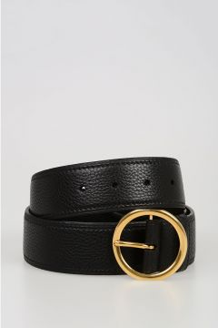 39mm Leather Belt