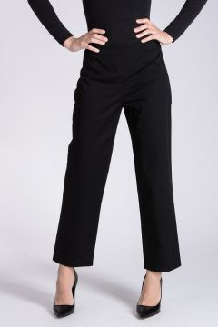 Pantaloni in Gabardina di Cotone Stretch