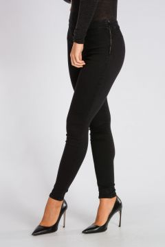 Stretch Cotton Leggings Pants