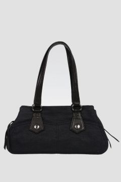 Denim Hand Bag