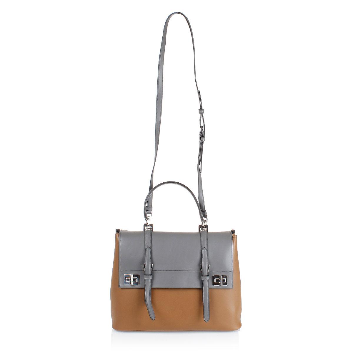 Prada Women Leather Handbag - Glamood Outlet 709f153d4d01e