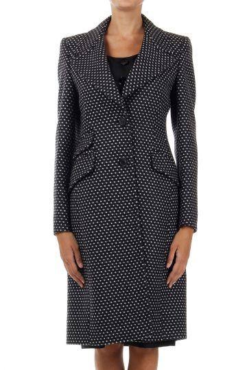 Virgin Woll Blend Coat