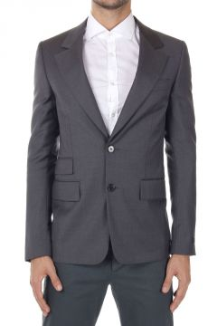 "Virgin Wool ""SAGLIA"" Blazer"