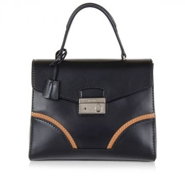 Small Leather PATTINA Handbag