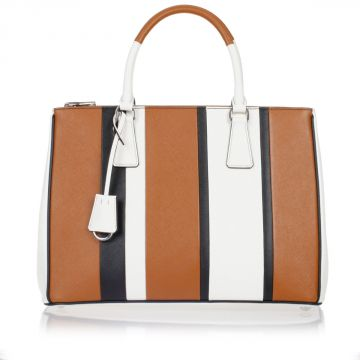 Baiade Saffiano Leather Bag