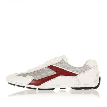 Sneakers Basse in Pelle