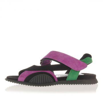 Sandalo in Camoscio