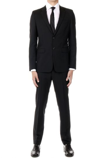 Wool and Mohair Suit