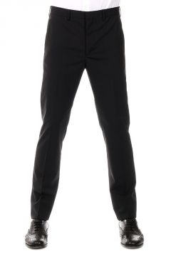 Mixed Virgin Wool Trouser