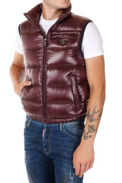 Piumino Gilet in Nylon