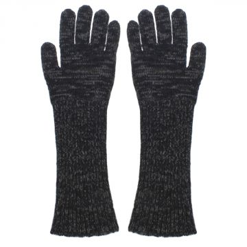 Wool Long Gloves
