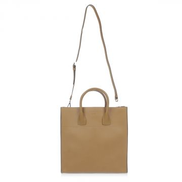 Borsa Shopper in Pelle Saffiano Cuir