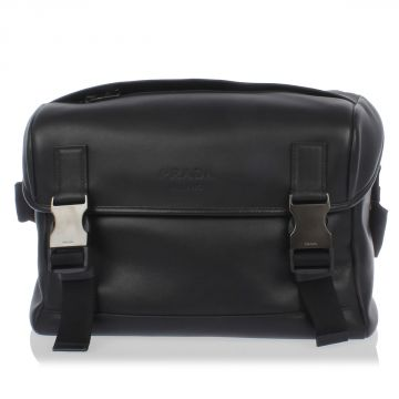 City Leather Shoulder Bag