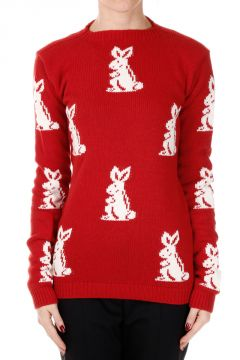 Maglione CASH RABBIT in Lana e Cashmere