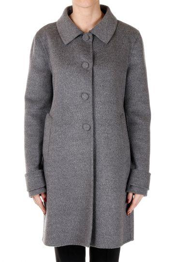 Cappotto Monopetto con cintura