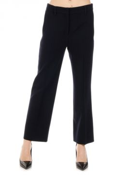Pantalone in Lana Vergine Stretch