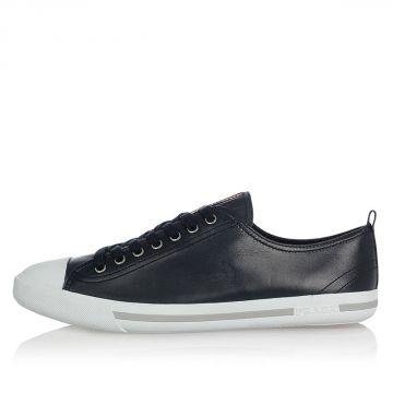 Sneaker in Pelle Nappa