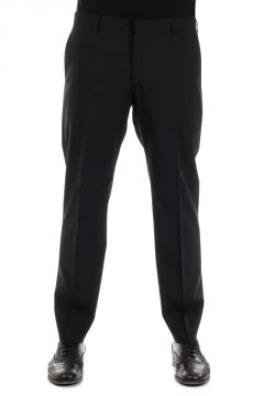 Virgin Wool Stretch Pants