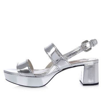 Patent Leather Sandals 6 CM