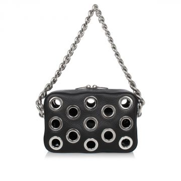 Studded Leather Bag