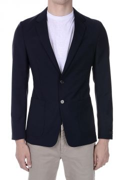 Mixed Wool Blazer