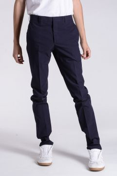 Cotton Blend Pants