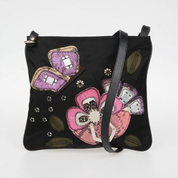 Shoulder Embroidery Bag