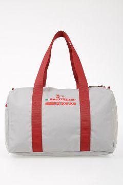 Bicolor Travel Bag